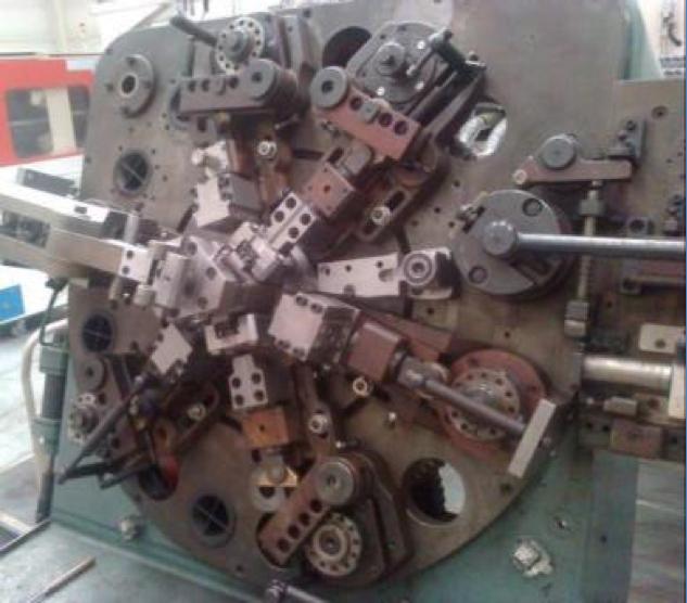 Bihler machine - opstuiktechnologie